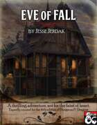 Eve of Fall