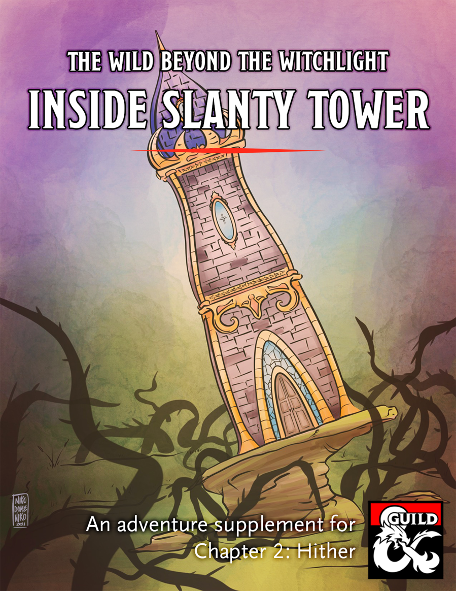 Slanty Tower