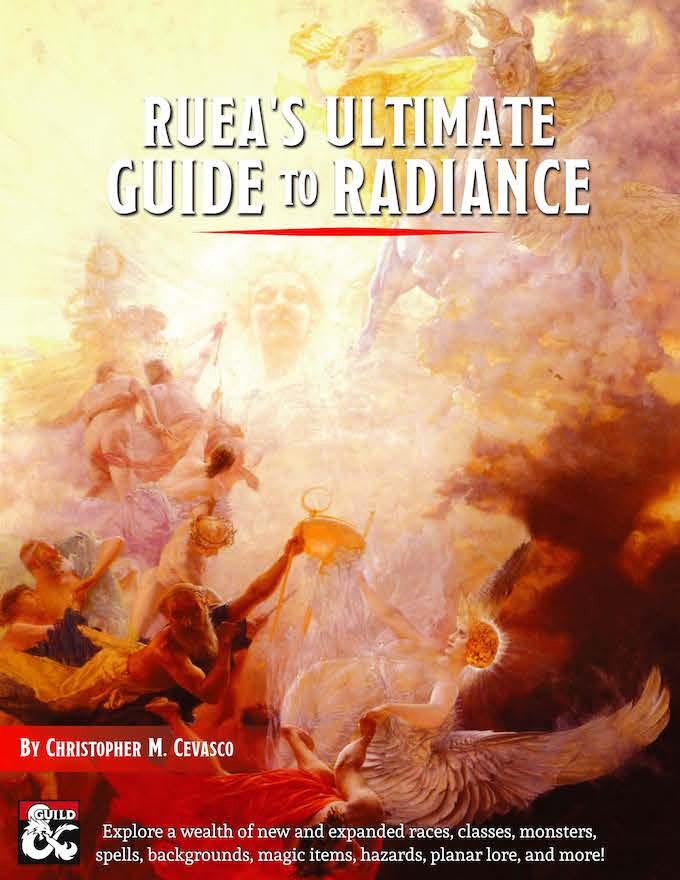 Radiance Guide Cover