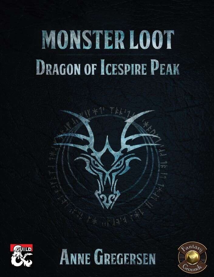 Monster Loot Dragon of Icespire Peak FG