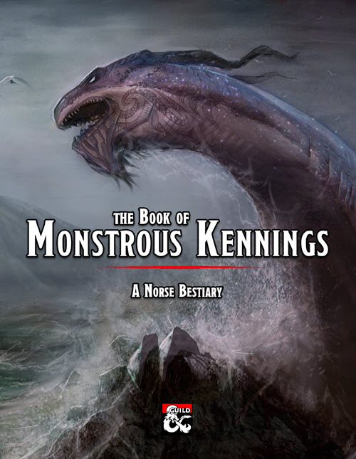 Monstrous Kennings