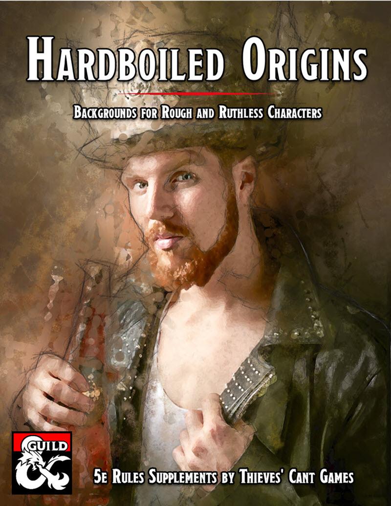 Hardboiled Origins