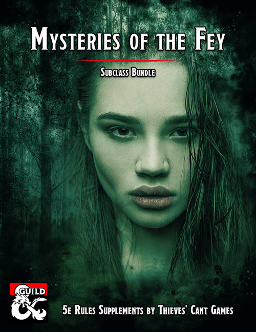 Mysteries of the Fey