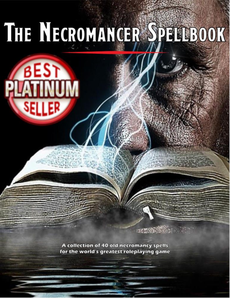 The Necromancer Spellbook