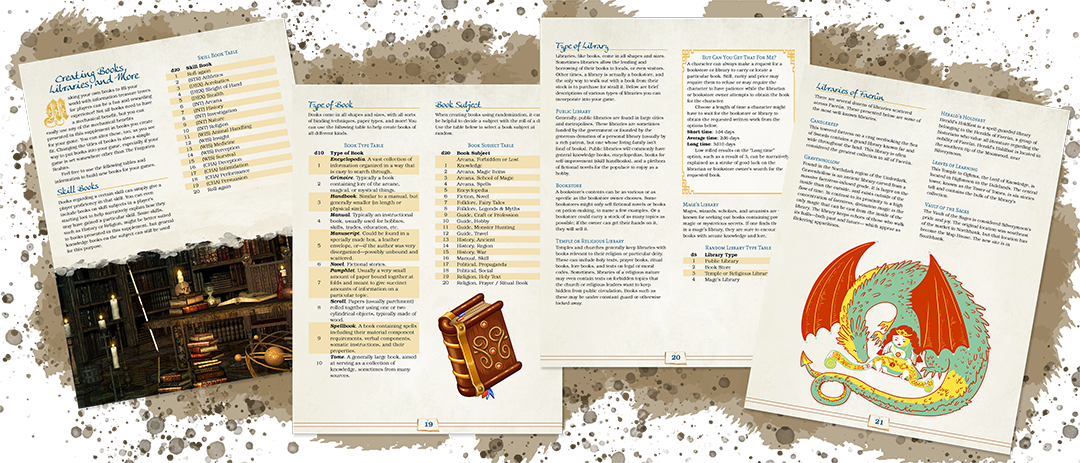 Compendium of Written Works Preview 2