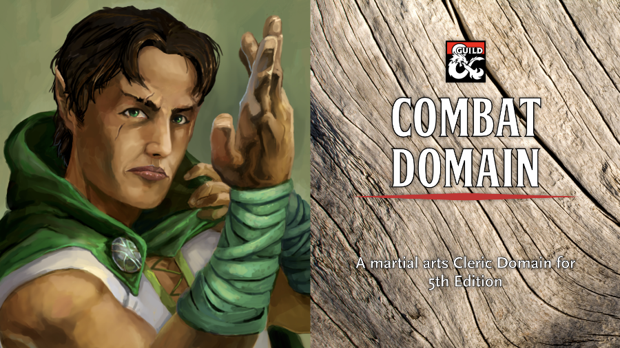 Banner for Combat Domain