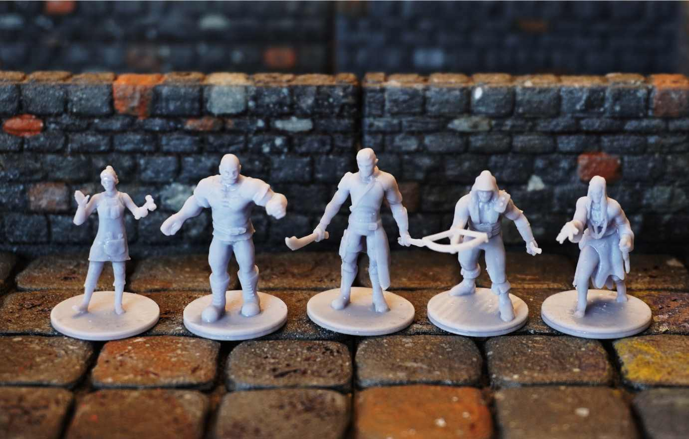 Official Miniatures