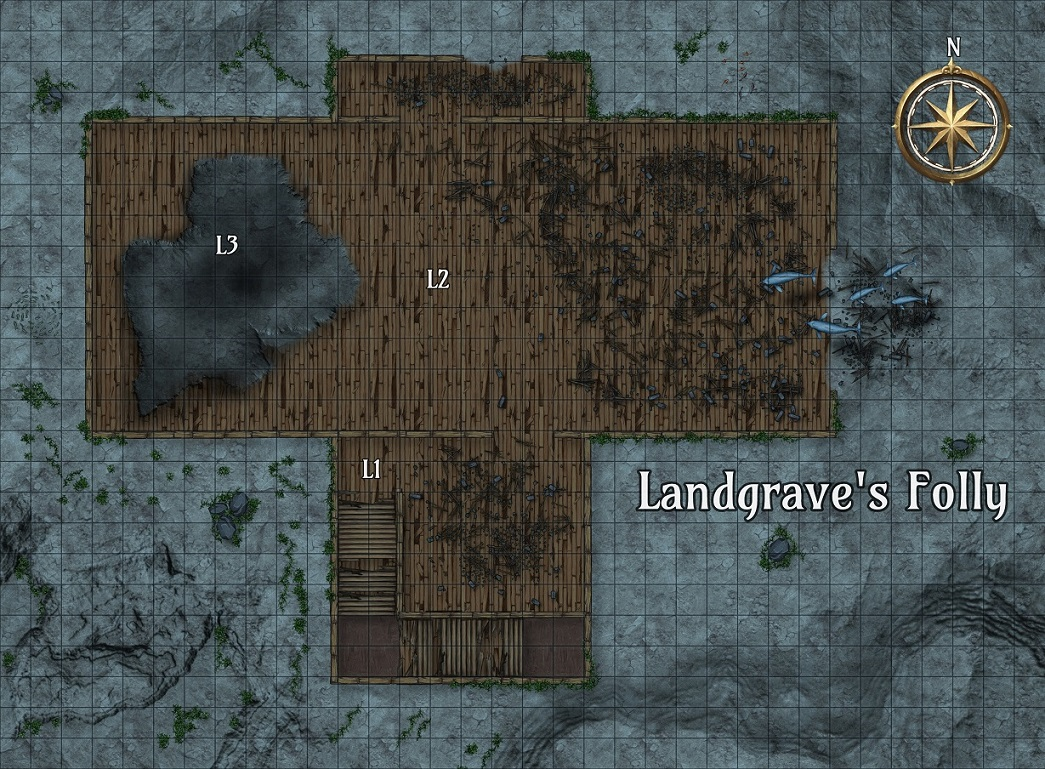 Landgrave's Folly CZRPG Map Preview