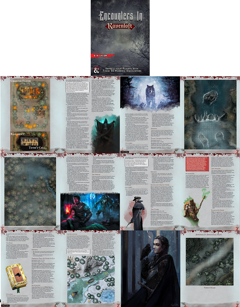 Layout Pages Preview