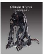 Chronicles of Hevlex Monsterium Rank 0
