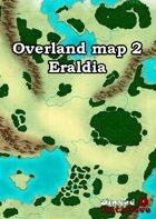 Overland map 2: Eraldia