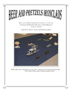 Beer and Pretzels Ironclads