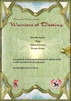 Warriors of Destiny