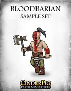 Bloodbarian Sample Set