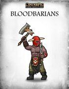 CinderPig Bloodbarians