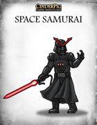 CinderPig Space Samurai