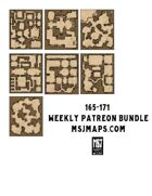 Weekly Patreon Bundle 165-171