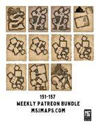Weekly Patreon Bundle 151-157