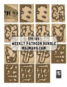 Weekly Patreon Bundle 179-185