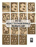 Weekly Patreon Bundle 179-185