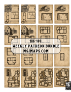 Weekly Patreon Bundle 186-189