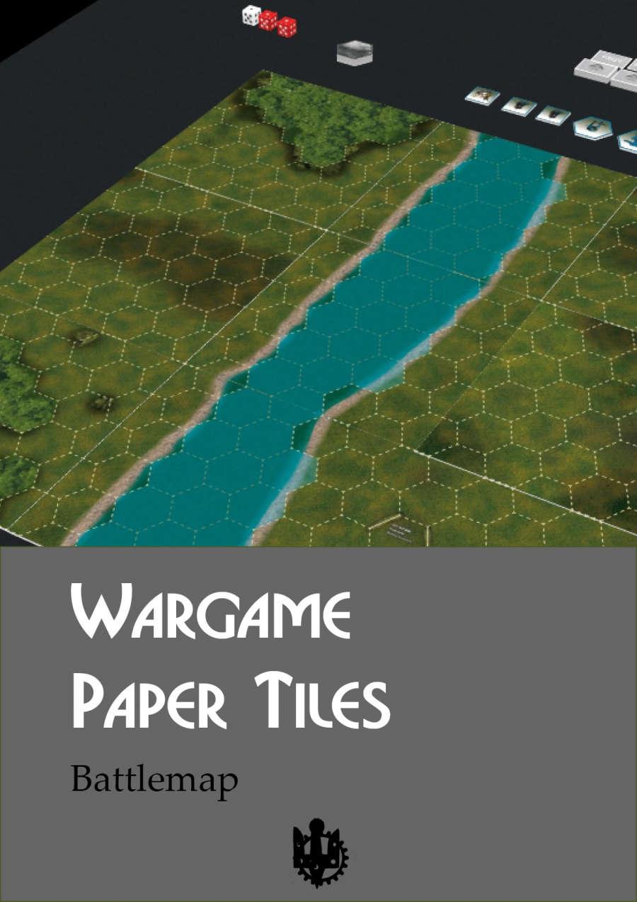 Wargame Paper Tiles Alex Hekler Drivethrurpg Com