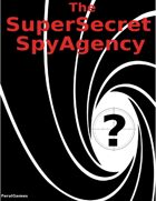 Super Secret Spy Agency
