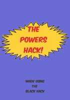The Powers Hack Character Sheet