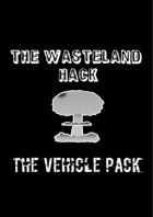 The Wasteland Hack Vehicle Pack