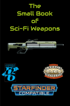 Small Book of Sci-Fi Weapons