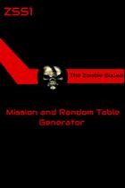 Random Mission Generator