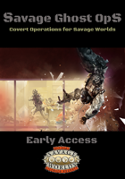 Savage Ghost Ops Early Access