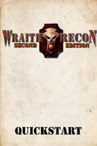 Wraith Recon Quickstart