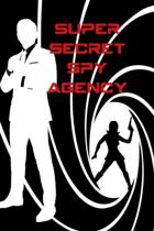Super Secret Spy Agency - Directors Screen