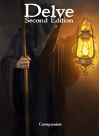 Delve Second Edition - Companion
