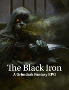 The  Black Iron - Grimdark RPG