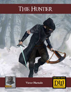 The Hunter - A Dungeon World Playbook