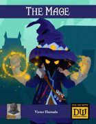 The Mage - A Dungeon World Playbook