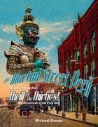 The Martini Street Peril