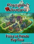 Pixies on Parade Map Folio