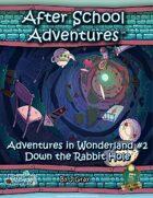 ASA: Alice in Wonderland #2 5E