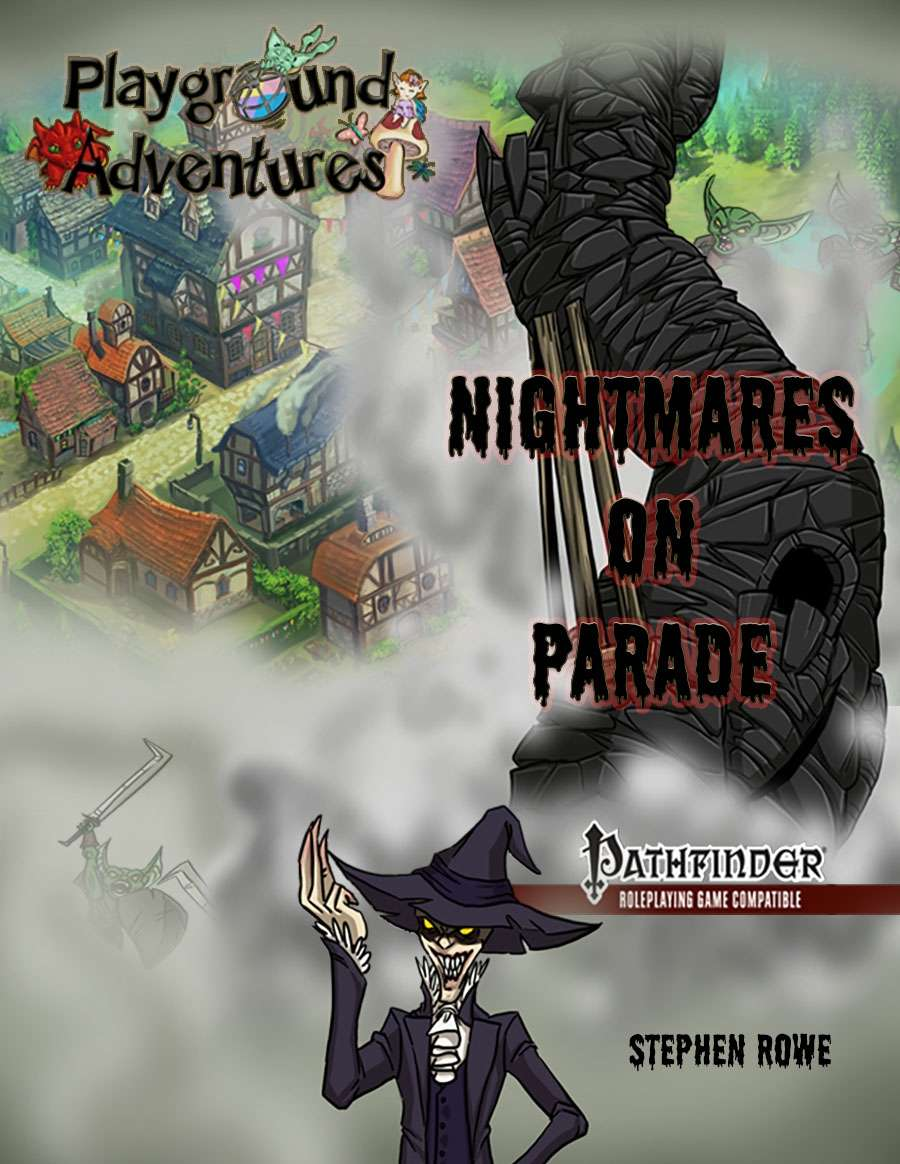 Nightmares on Parade