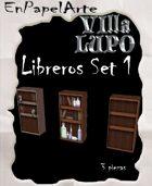 Libreros - Bookshelf