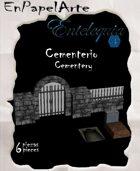Cementerio modular / Modular Cementery (Tabloide)