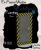 Puertas modelo 9 - Doors model 9 (carta)