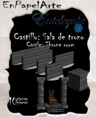 Castillo Sala de trono / Castle Throne Room (carta) [BUNDLE]