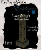 Torre de vigia / Watchers tower (carta)