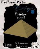 Piramide mod 2 / Pyramid mod 2(carta)