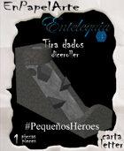 Tira-dados Pequeños heroes(carta) Dice roller Little Heroes