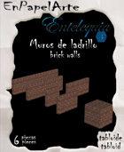 Muros de ladrillos (tabloide) brick walls